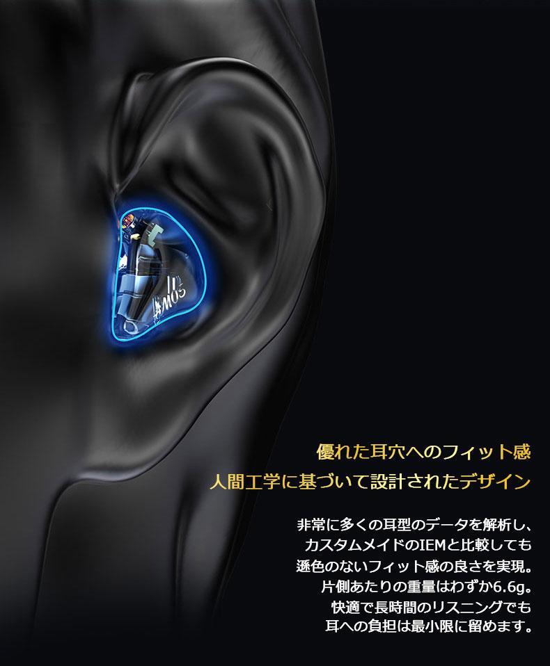 iBasso Audio AM05 BLUE