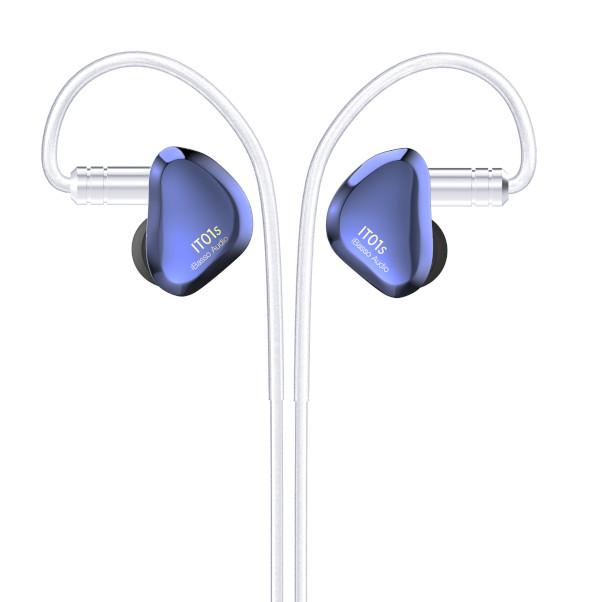iBasso Audio IT01S [ Blue Mist ]