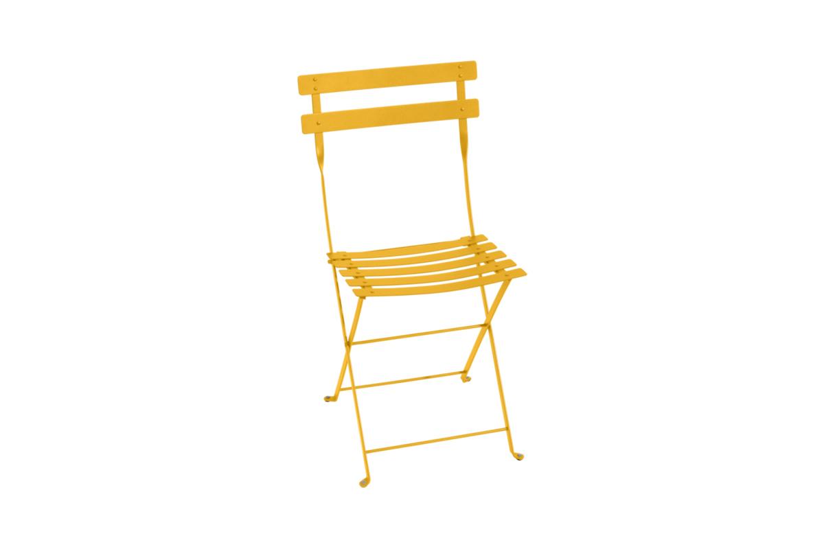 fermob Bistro Metal Chair Honey