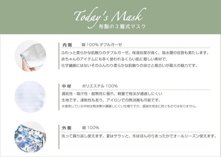 Today's Mask トゥデイズマスク