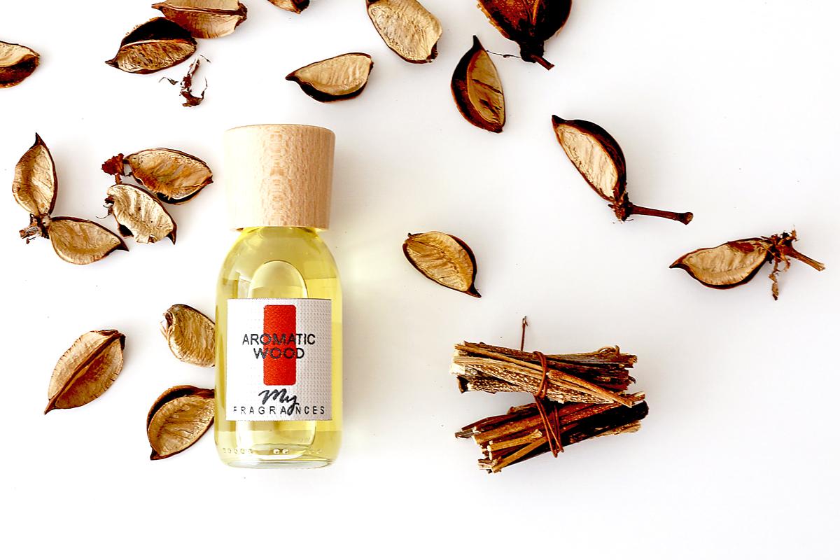Aromatic wood