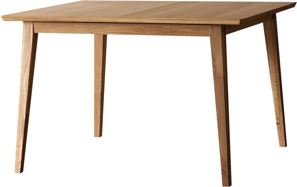 シェル ダイニングテーブル 伸長式