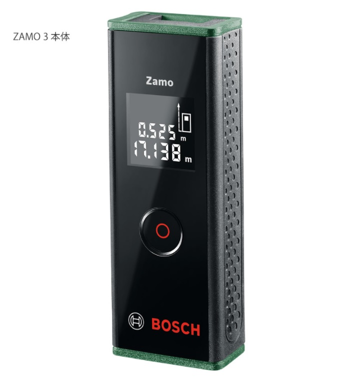 BOSCH(ボッシュ)レーザー距離計 ZAMO3