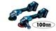 マキタ 40V 100� 充電式ディスクグラインダーGA019/GA017