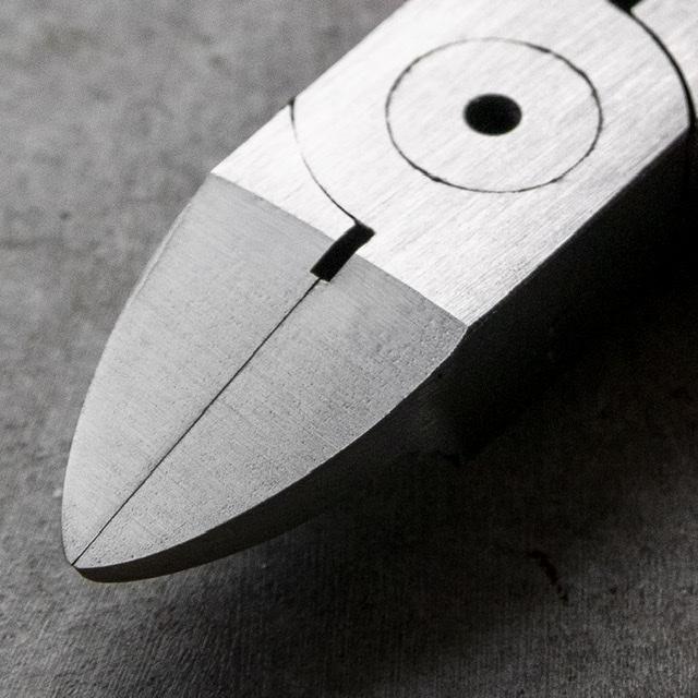 A.T.FIELD プラスチックニッパ 125mm 初号機モデル(角利産業)