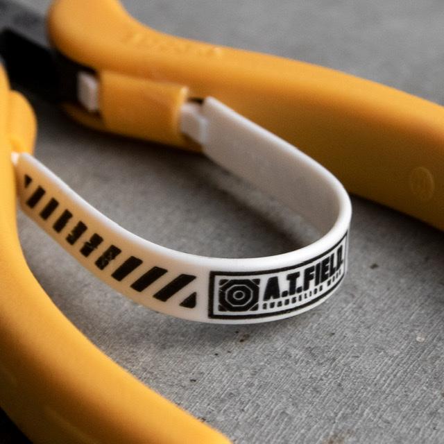 A.T.FIELD プラスチックニッパ 125mm 零号機モデル(角利産業)