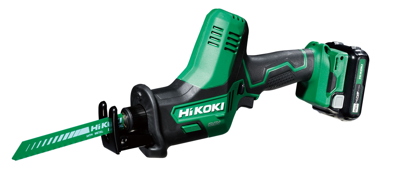 HiKOKI コードレスセーバソー 10.8V CR12DA