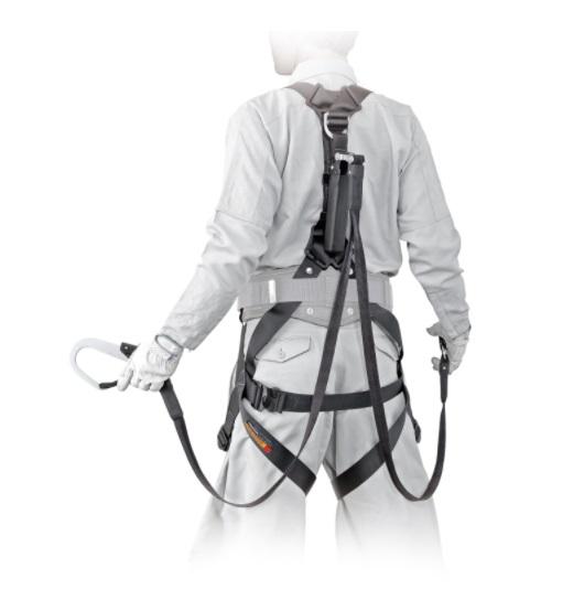 TAJIMA(タジマ)ハーネスGS 平ロープ ダブルL1セット