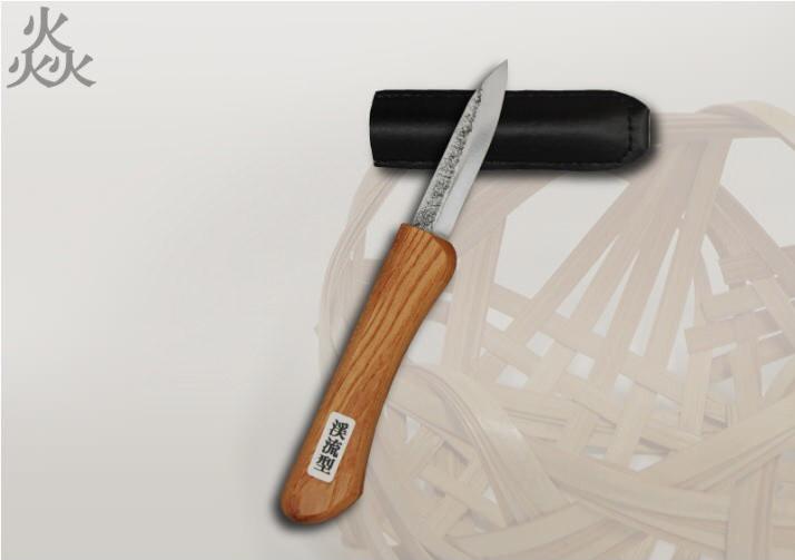 池内刃物 ウッドカービングナイフ【極】3本までメール便可