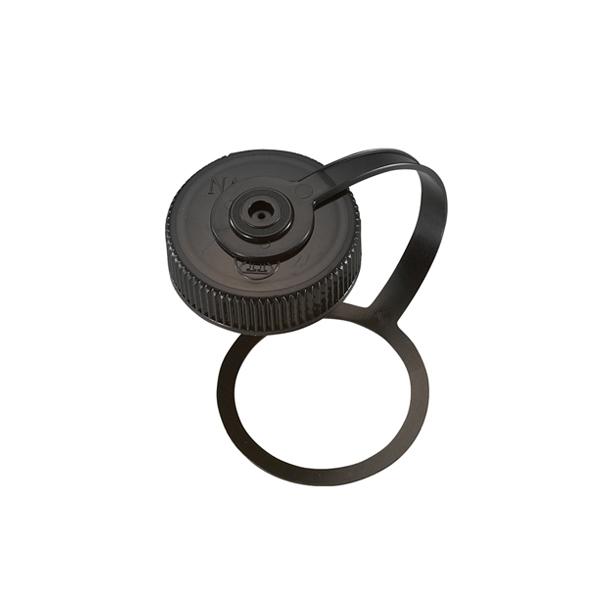 広口 0.5L用ループキャップ ブラック