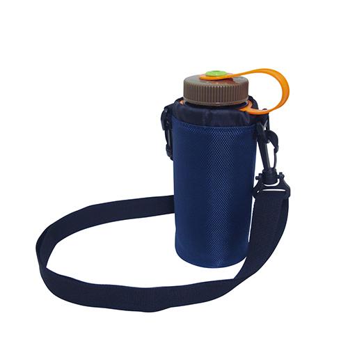 ボトルケース ショルダーベルト付き(0.5L)  ネイビー