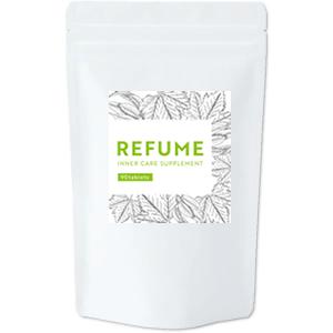 【REFUME インナーケアサプリメント】1個定期便 □