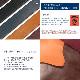 【ゆうパケット送料無料】栃木レザー&リールキー&2連フック シルバーカラー ショートタイプ ループキーホルダー