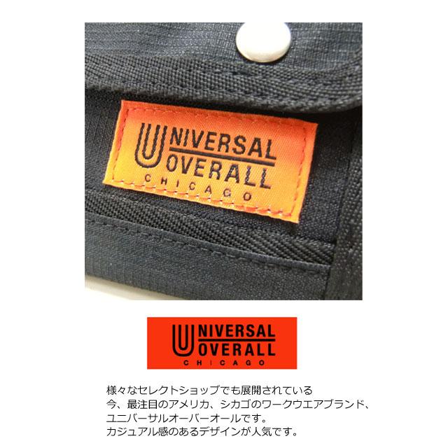 【ゆうパケット送料無料】UNIVERSAL OVERALL ビルフォードウォレット