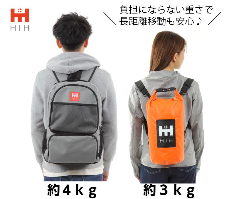 HIH 防災セット2人用 ハザードリュック 「非常用持ち出し袋セット」