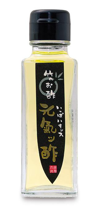 竹のお酢 元氣ッ酢 (いっぱいキッス)