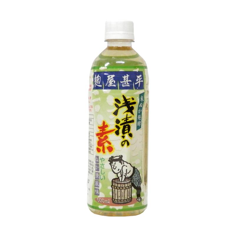 麹屋甚平 米ぬか発酵 浅漬の素