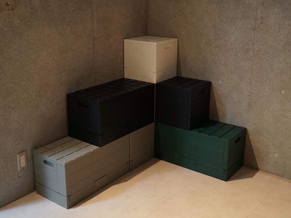 【Grid container】 グリッドコンテナー ホワイト