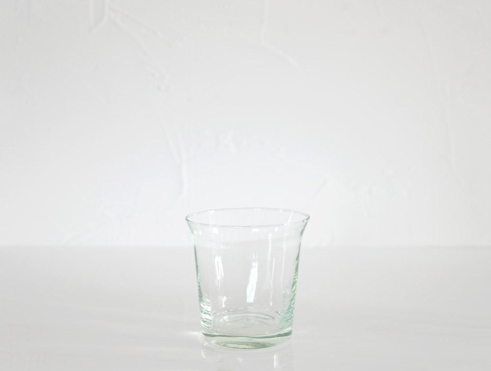 【Horn Please】リューズガラス ブロードライン タンブラー ビューグル S