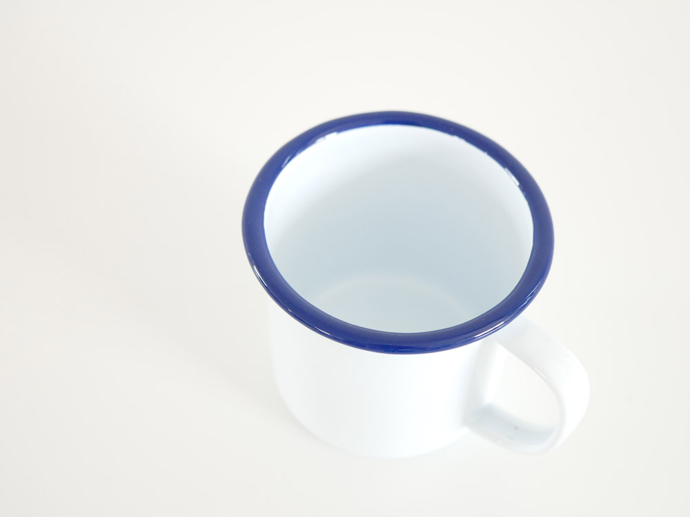 【POSH LIVING】POMEL マグカップ L ブルー