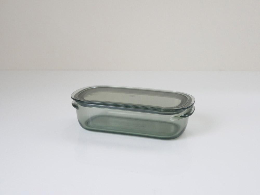 【like-it】調理ができる保存容器 M グリーン