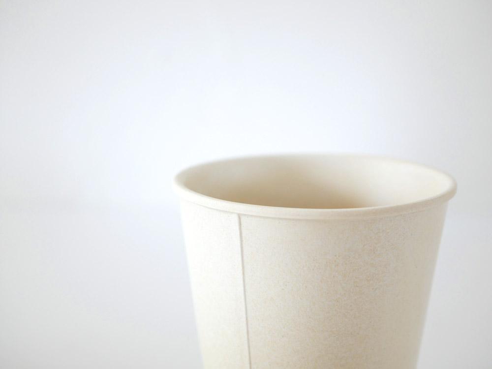 【ideaco】b fiber カップ 4個セットオフホワイト