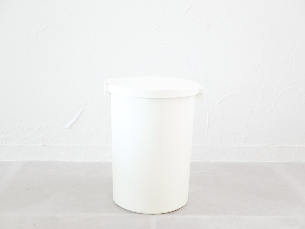 【kcud】ラウンドロック ホワイト