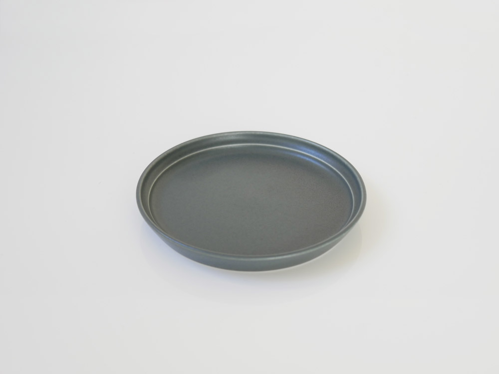 【KINTO】FOG プレート φ160mm ダークグレー
