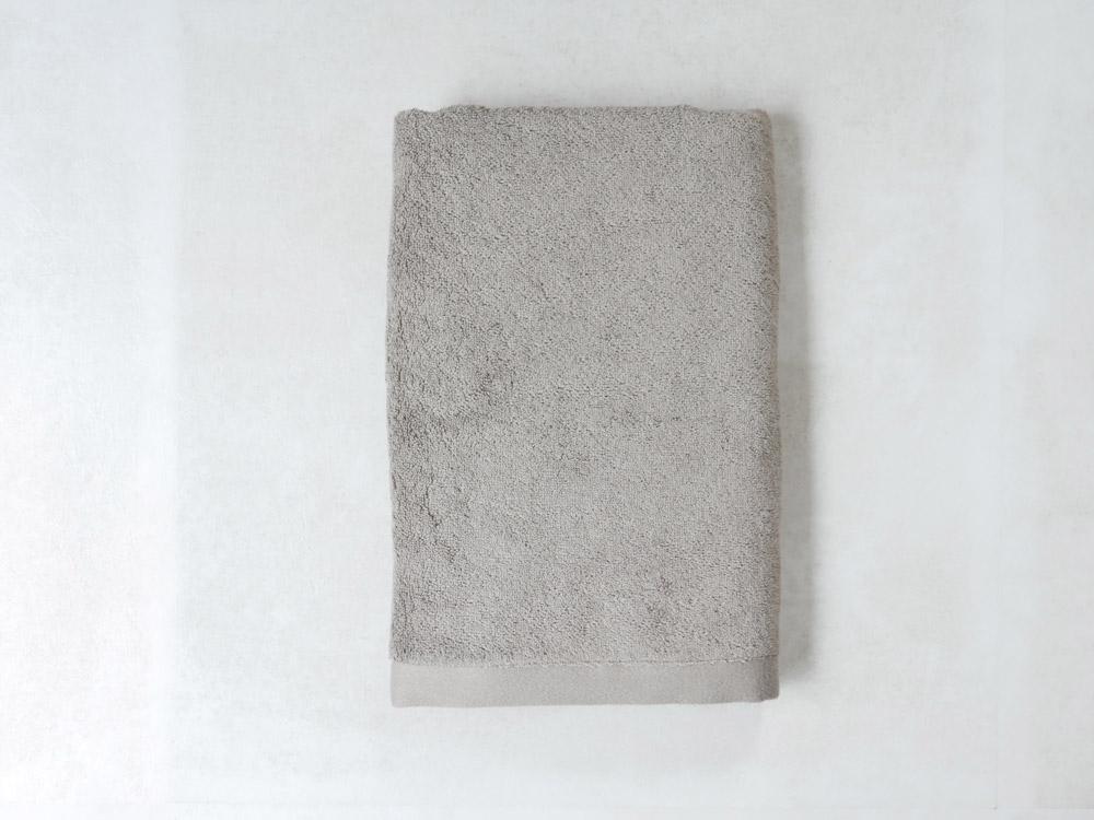 【REST FOLK】BATH タオル プラシッド グレー