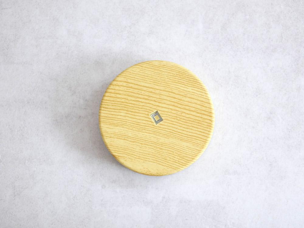 【Another Garden】BOTANIC LEDチャージングコースター ナチュラル