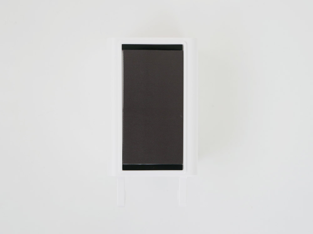 【tower】マグネットストレージボックス スクエア/ホワイト
