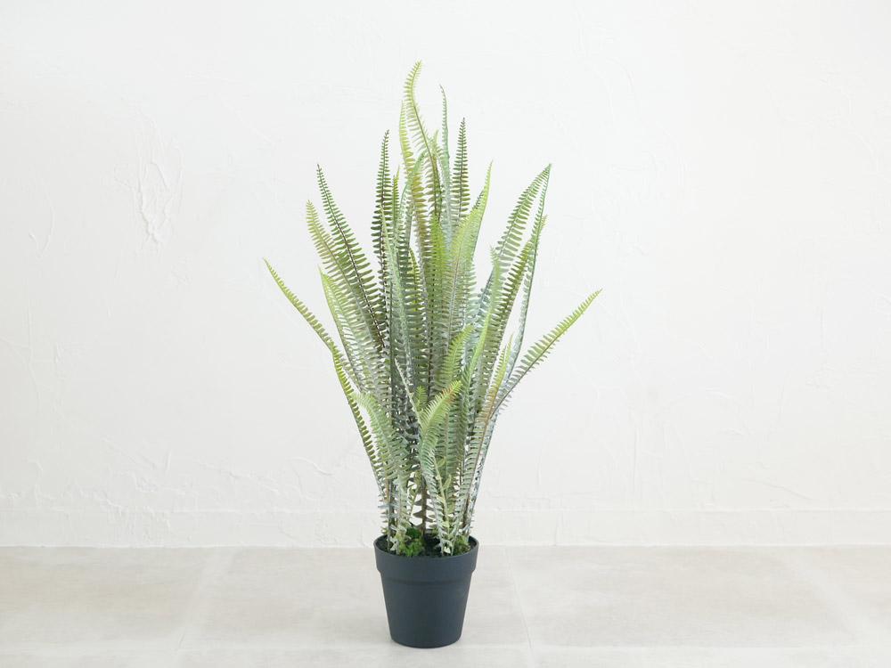 【POSH LIVING】人工観葉植物 ボストンファーン