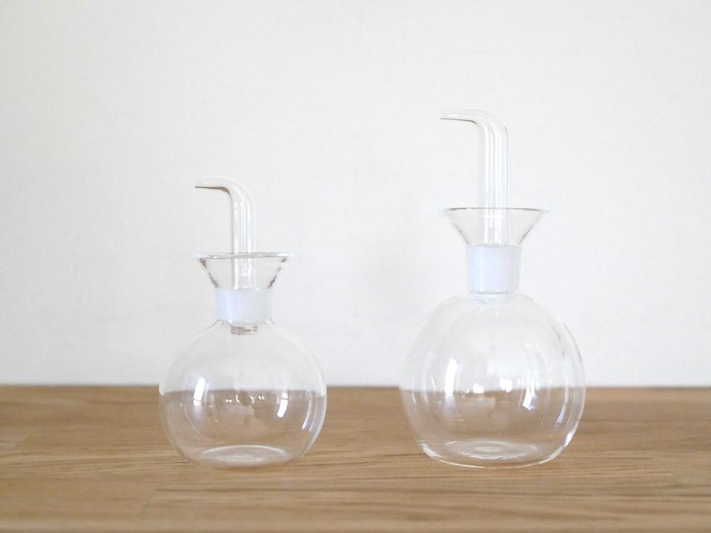 【予約販売5月下旬入荷予定】【KINTO】耐熱ガラス ソースボトル M