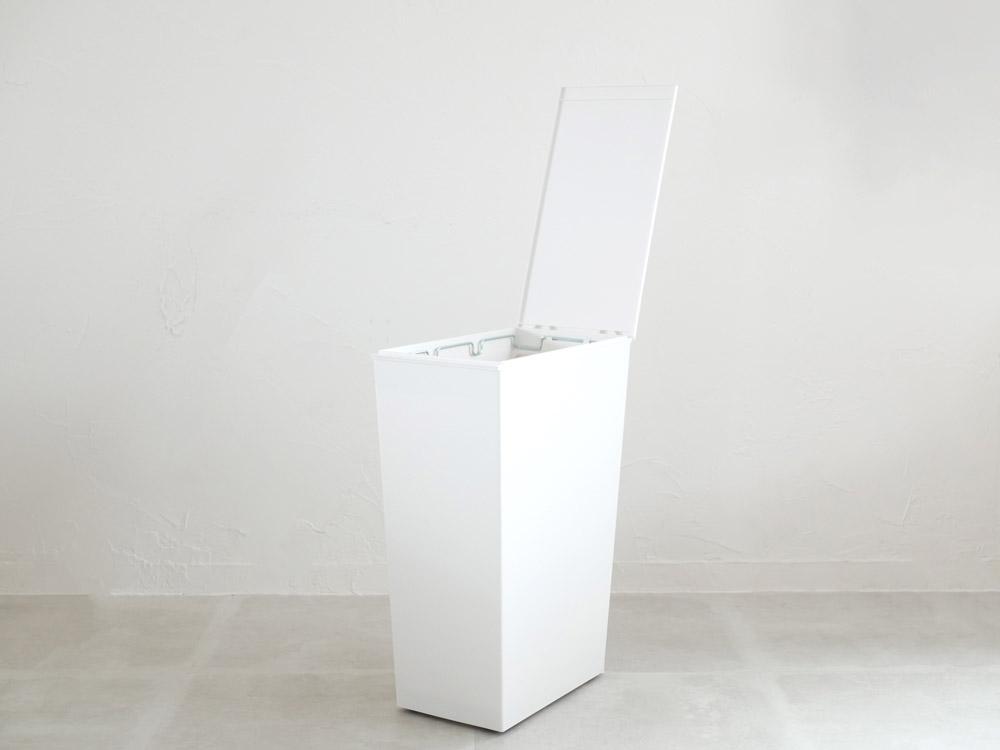 【kcud】SIMPLE スリム ホワイト