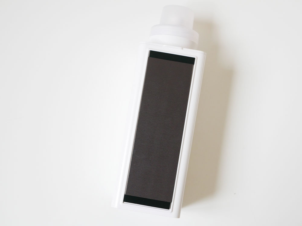 【tower】マグネット詰め替え用ランドリーボトル ホワイト