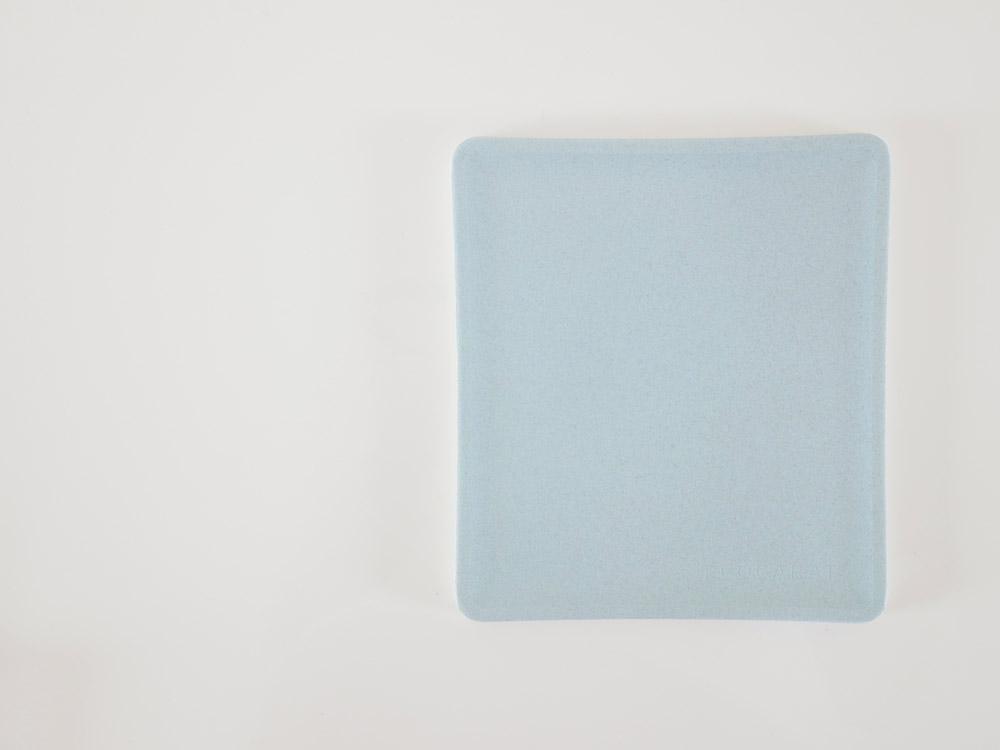【MARNA】ECOCARAT トースト皿 ブルー