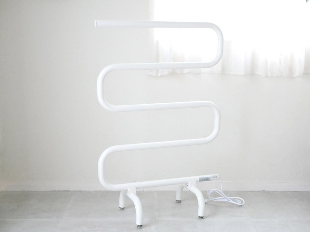 【BRID】 SECCO タオルヒーター ホワイト