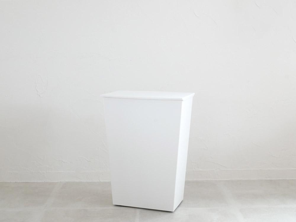 【kcud】SIMPLE ワイド ホワイト