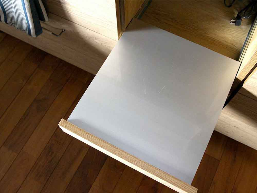 【adepeche】kamn キッチンボード 1200【受注生産品・メーカー直送・代引き不可商品】