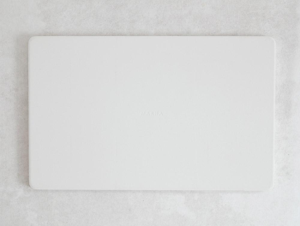 【MARNA】ECOCARAT ミズキリトレー ホワイト