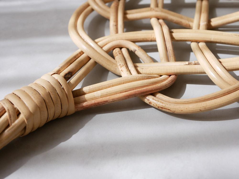 【松野屋】ラタン布団たたき