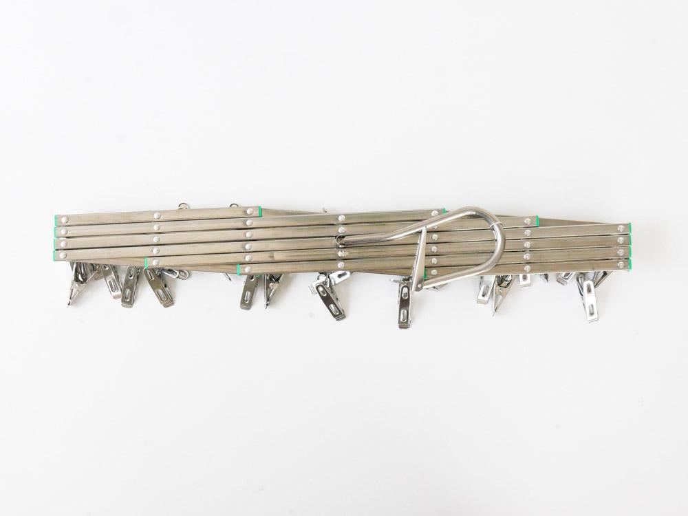 【松野屋】折りたたみピンチハンガー 大