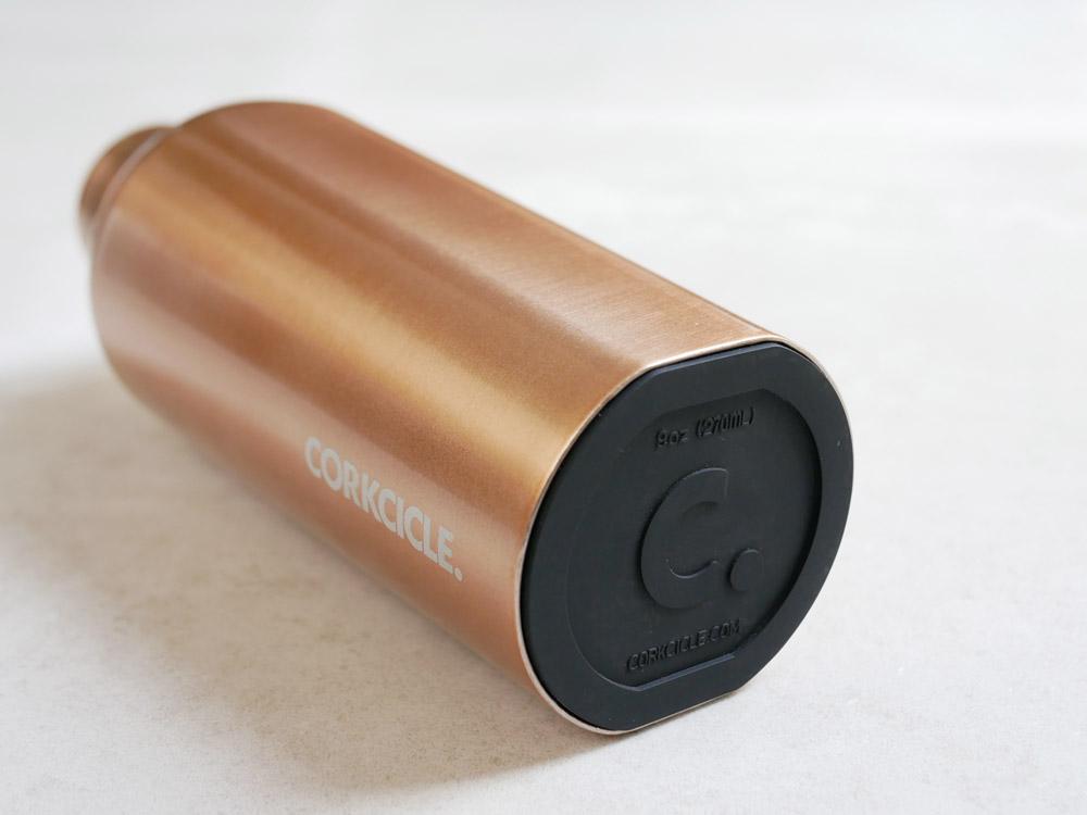 【CORKCICLE】METALLIC CANTEEN 水筒 保温保冷ボトル  270ml カッパー(2009EC)