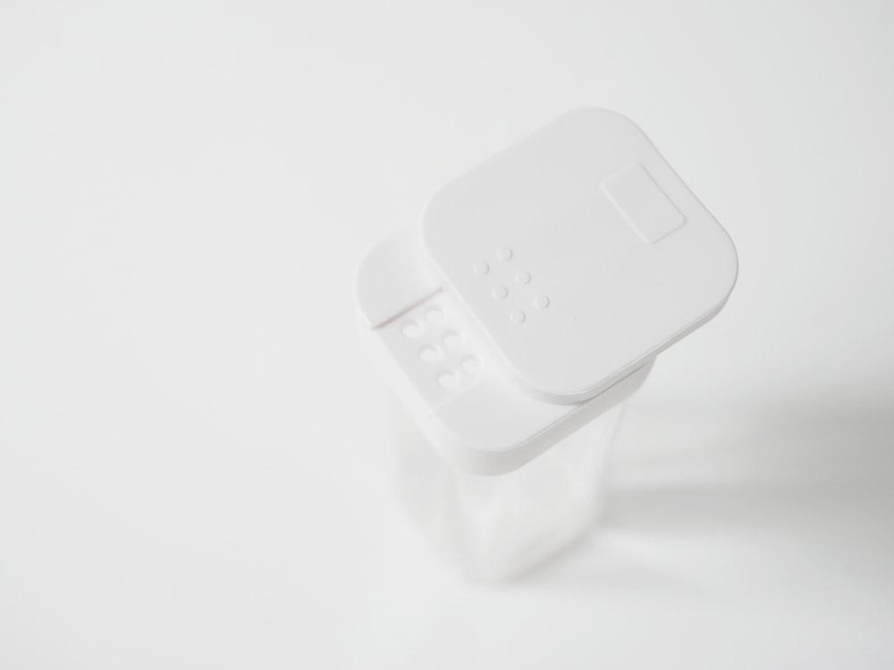 【tower】スパイスボトル ホワイト