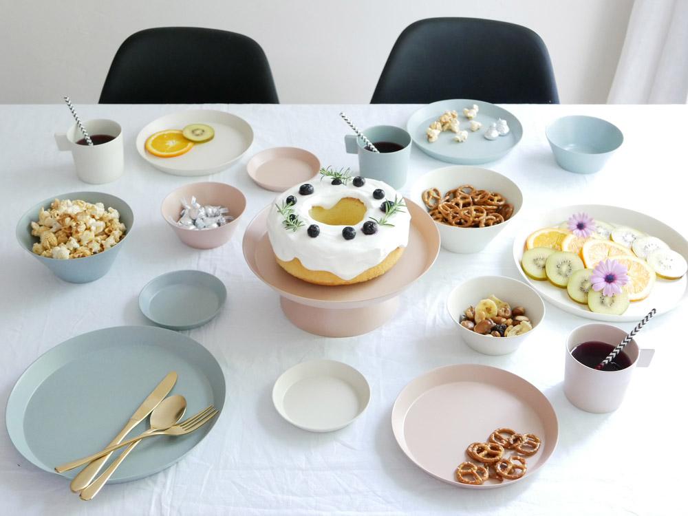 【usumono】plate11 ミント