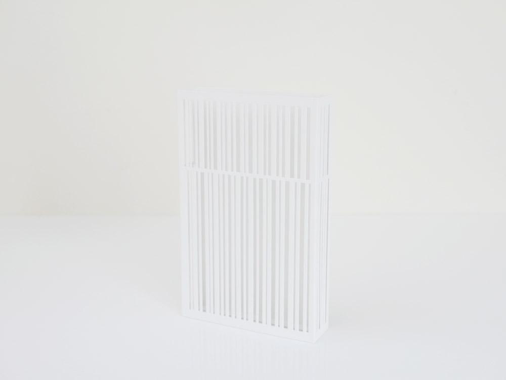 【tower】マグネット虫除けプレートカバー ホワイト