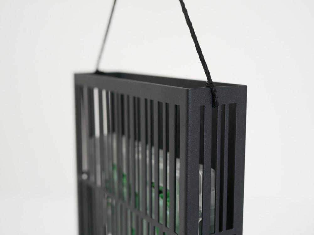 【tower】マグネット虫除けプレートカバー ブラック