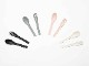 【ideaco】b fiber cutlery 2+2pcs ブラック