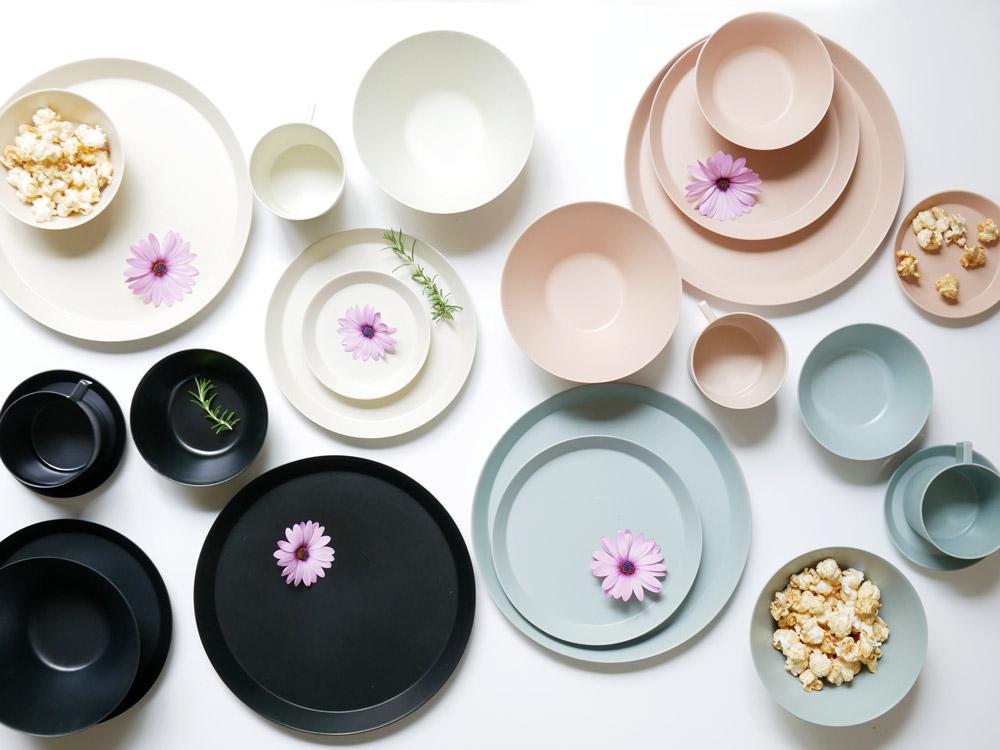 【usumono】plate18 ミント