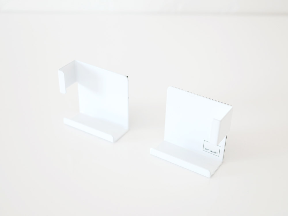 【MIST】マグネットバスルームタブレットホルダー ホワイト